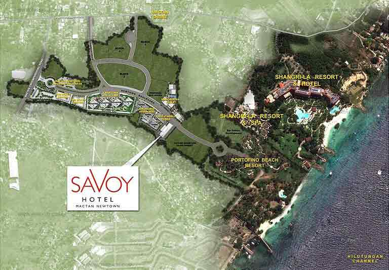 Savoy Hotel - Location & Vicinity