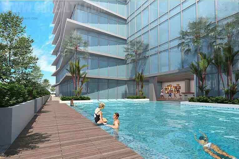 Savoy Hotel - Swimming Pool