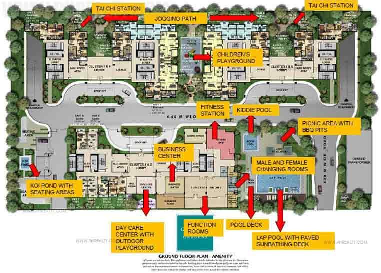 Golfhill Gardens - Ground Floor Plan