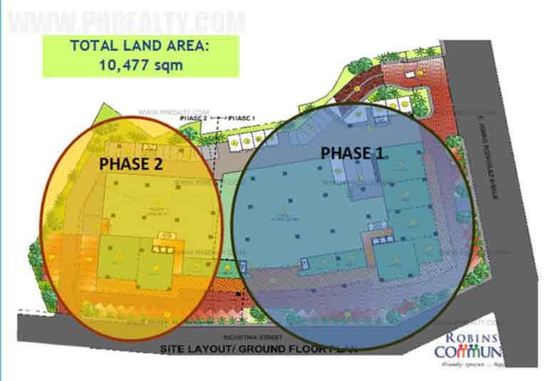 Alabang West - Site Development Plan