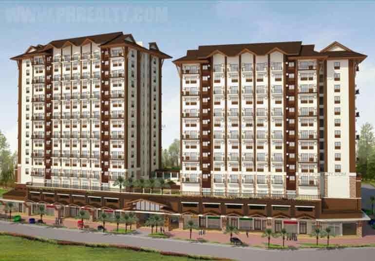 Alabang West - Building Facilities and Services