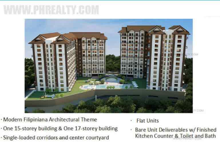 Alabang West - Building Plan