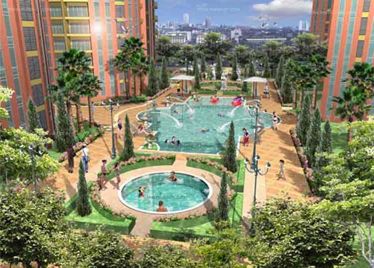 The Venice Luxury Residences - Grand Pool
