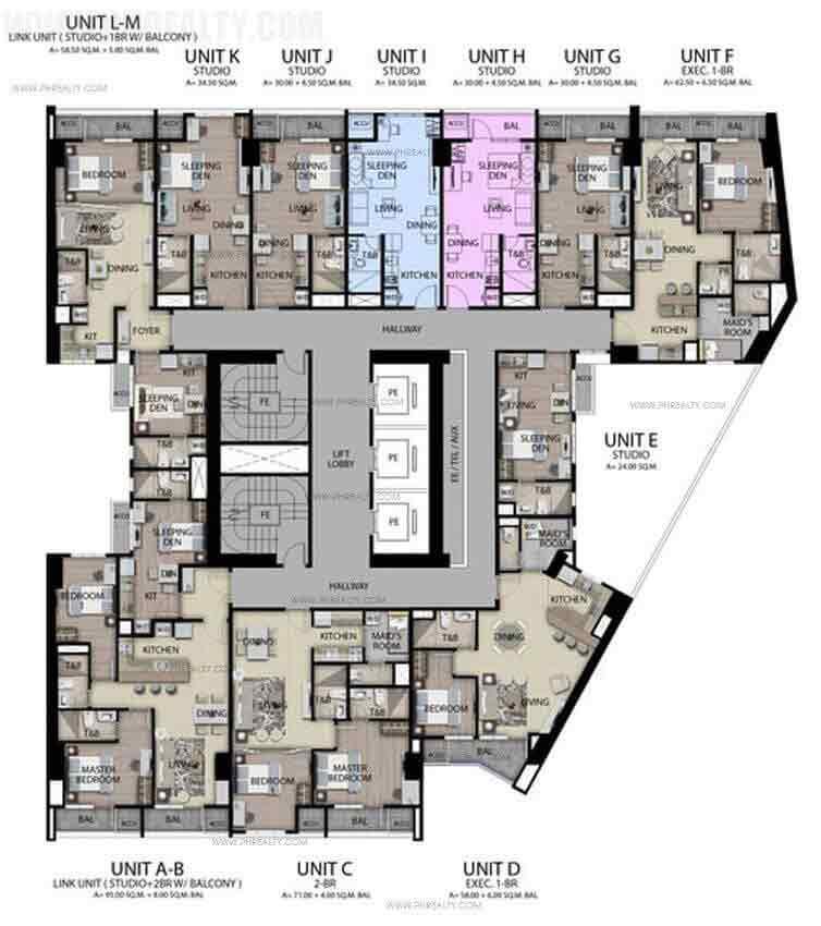 The Ellis Makati - 9th - 30th Floor