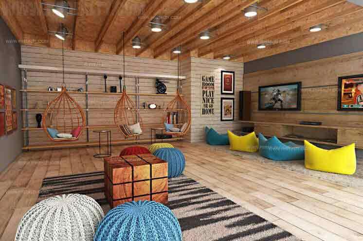 The Ellis Makati - Pause & Play Room
