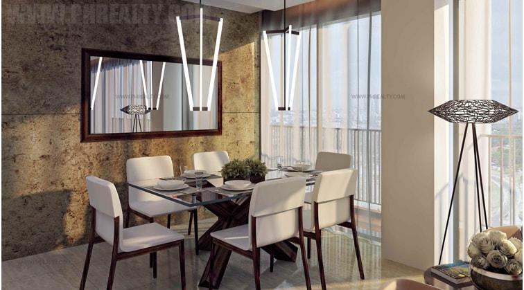St. Moritz Private Estate - 3BR Dining