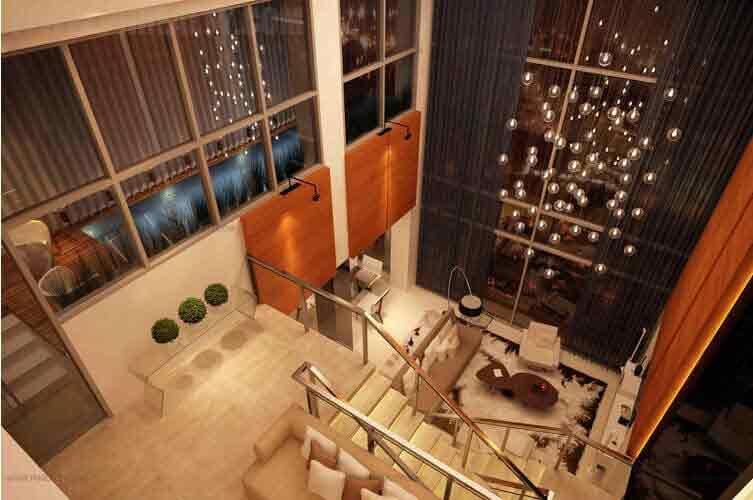 St. Moritz Private Estate - 4BR Living