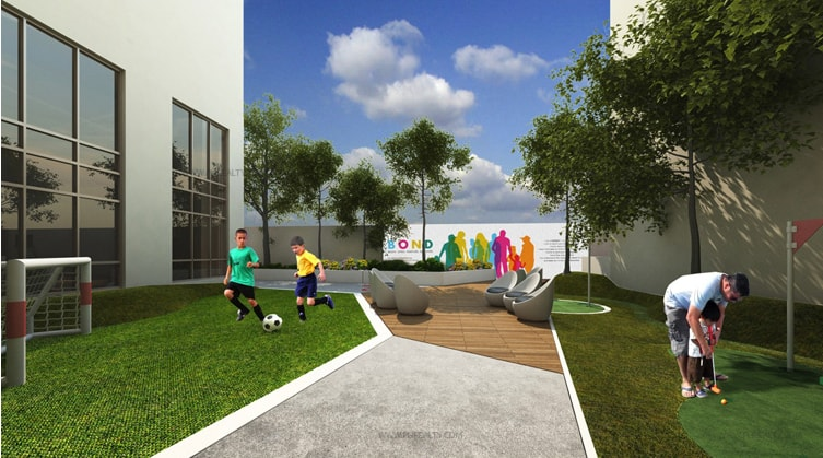 San Antonio Residences - Children's Playground