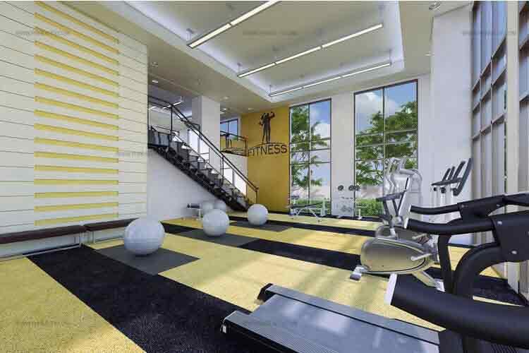 San Antonio Residences - Gym
