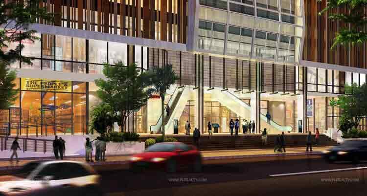 San Antonio Residences - Residence Mall