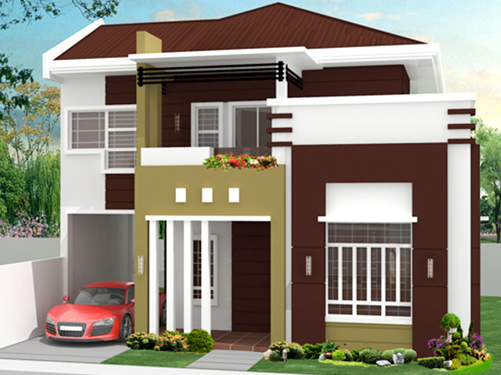 Grand royale subdivision model houses