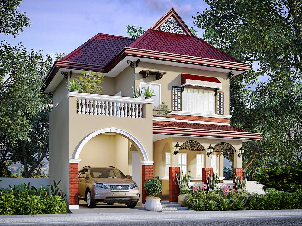 Casa buena pulilan model houses